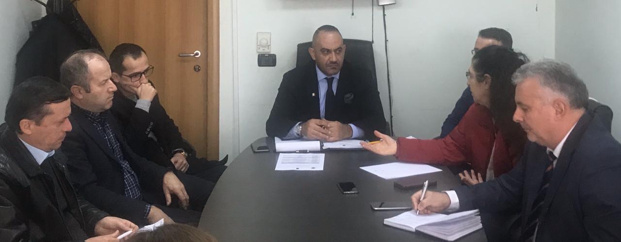 Takim i Grupit Ndërinstitucional të Punës (MSG) – Problematikat e lidhura me prioritetet e implementimit dhe aktivitetet EITI